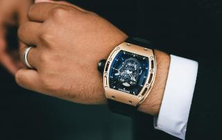 high net worth jewellery richard mille watch