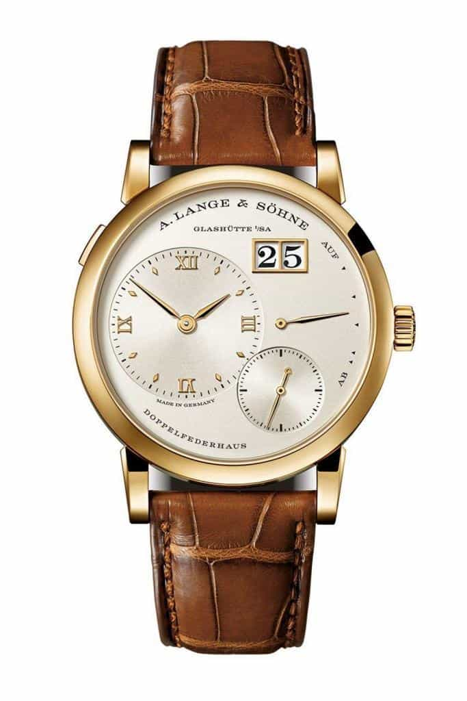 a lange and shne watch