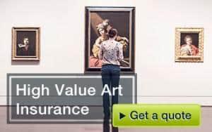 High value art insurance