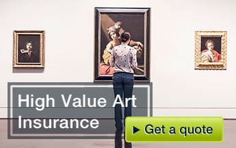 High value art insurance