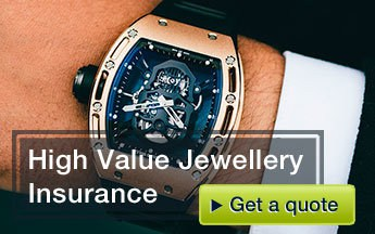 High value jewellery insurance