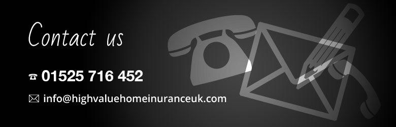 Contact High Value Home Insurance UK