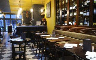 Fitzrovia London Restaurant Image