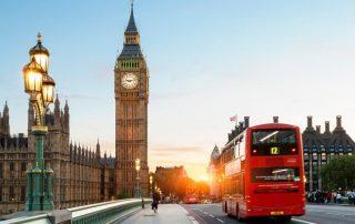 London at glance