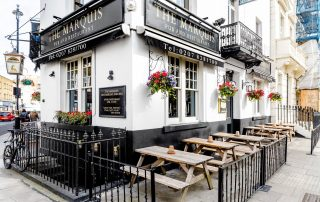 Top 5 Best Bars In City of Westminster