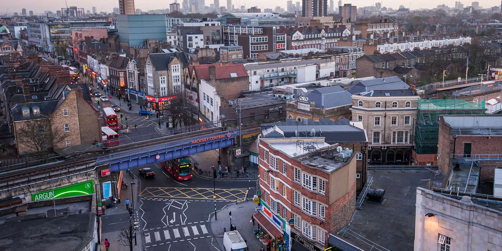 Hackaney London